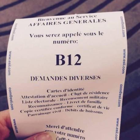 Programme d'accès B12