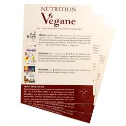 Dépliant nutrition